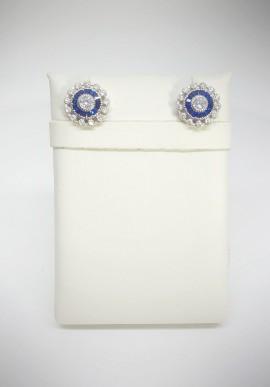 Byblos Silver Earrings BYB09