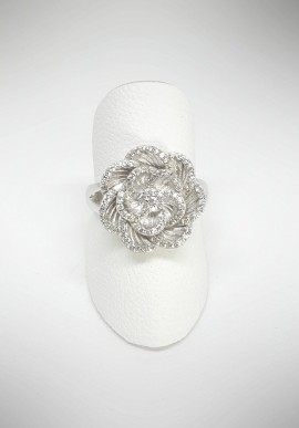 Byblos Silver Ring BY9342