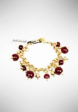 Bracciale Ottaviani con charms e perline 500060B