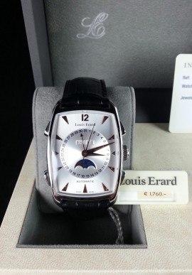 Louis Erard Tonneau Automatic Perpetual