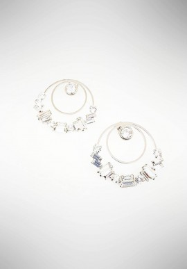 Ottaviani earrings with crystals 5001720