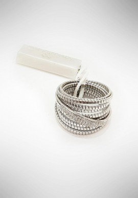 Marcello Pane silver ring ANFO007