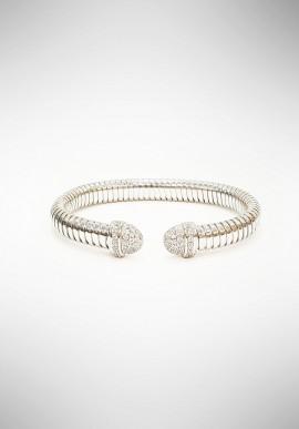 Marcello Pane silver bracelt BRFO069