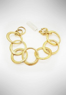 Marcello Pane silver bracelet BRTL003
