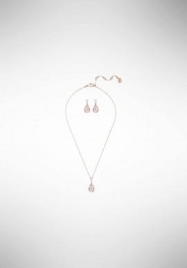 "Collana e orecchini Swarovski ""Set Vintage Rosa"" 5414695"