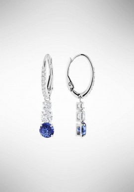 "Swarovski ""Attract Trilogy Round"" earrings 5416154"