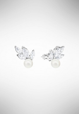 "Swarovski ""Louison Pearl"" earrings 5422683"