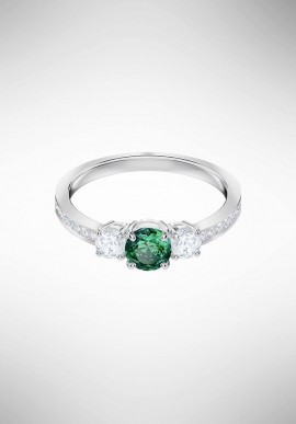 "Swarovski ""Attract Trilogy Round"" ring 5416151"