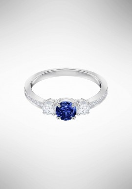 "Swarovski ""Attract Trilogy Round"" ring 5448900"