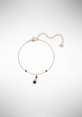 """Swarovski """"Mine Lipstick"""" bracelet 5448423"""