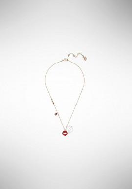 "Swarovski ""Mine Lip"" necklace 5409468"