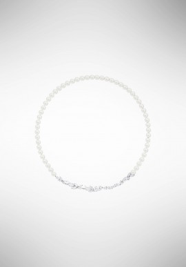 "Swarovski ""Louison Pearl"" necklace 5414693"