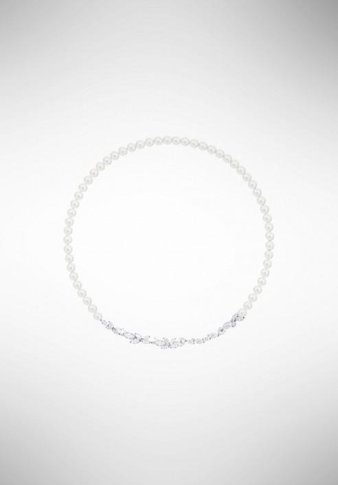 "Swarovski ""Louison Pearl"" necklace 5414693"