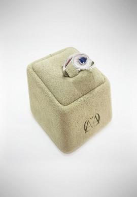 """Annamaria Cammilli """"Vision"""" Ring GAN2075W"""
