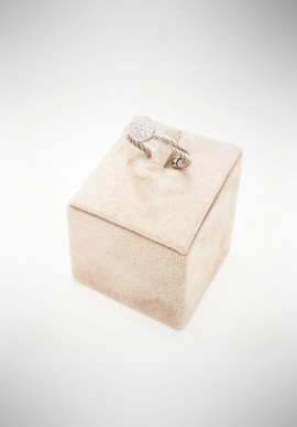 Marcello Pane silver Ring ANFO013
