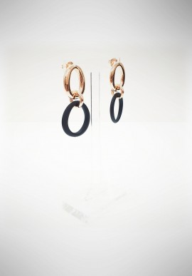 "Marcello Pane ""Rubber"" Earrings ORAR007"