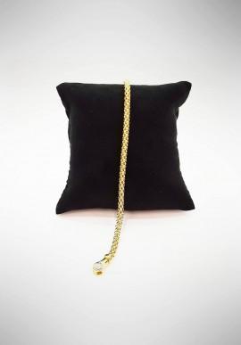 Chimento gold bracelet with diamonds 1B02636ZB1180