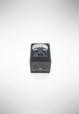 Veretta con diamanti World Diamond Group ABTRE1480A