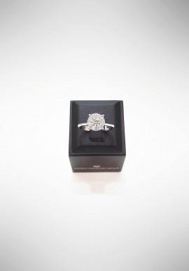 Anello con diamanti World Diamond Group AGICE04