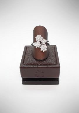 Crivelli ring with diamonds CRV2319